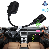 SITAILE Car Bluetooth Wireless Module for Audi, Volkswagen,Skoda,Bentley Aux Cable Adapter AMI Socket Interface Audio Input