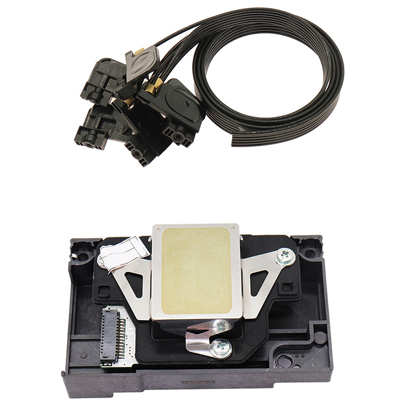 F180000 Print Head For Epson T50 A50 T60 R290 R280 Rx610 Rx690 L800 Print Head For Epson T50 L800 Printhead Hotend Trianglelab-in 3D Printer Parts & Accessories from Computer & Office