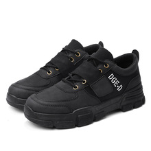 2019 Outdoor Retro Running Casual Sports Shoes for Men Spring New Fashion Wild Youth Tough Guy Cool Simple Tide Sneakers