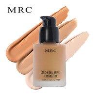MRC база для макияжа лица длительное масло-контроль Жидкий тональный крем с консилером отбеливание увлажняющий водостойкий функции