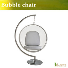 ubest high quality hanging bubble swing chair transparent chairbubble chair by aarnio eero
