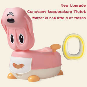 Urinal Toilet Potty And Infant Baby Female Extra 0-3-6-Years-Old Large Children's