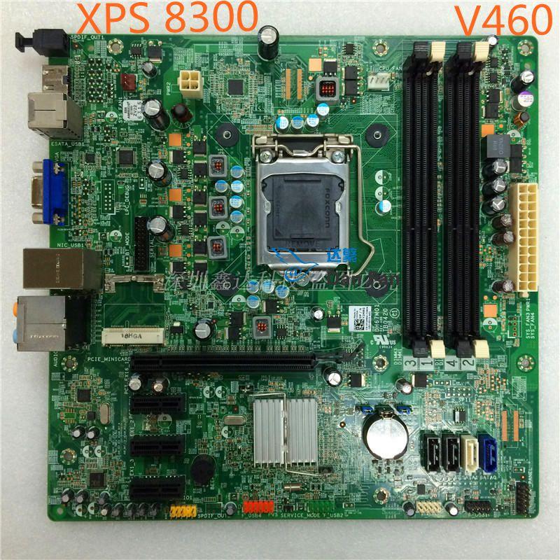 For Dell Xps 8300 V460 Desktop Motherboard Dh67m01 Lga1155