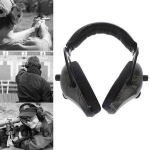 Image 4 - Free shipping Electronic Ear Muff Headphones Gun Shooting Protection Hunting Plugs Outdoor