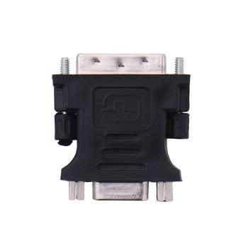 DVI 24 5 Pin DVI Male to VGA Female Video Converter Adapter for PC laptop VGA Cables