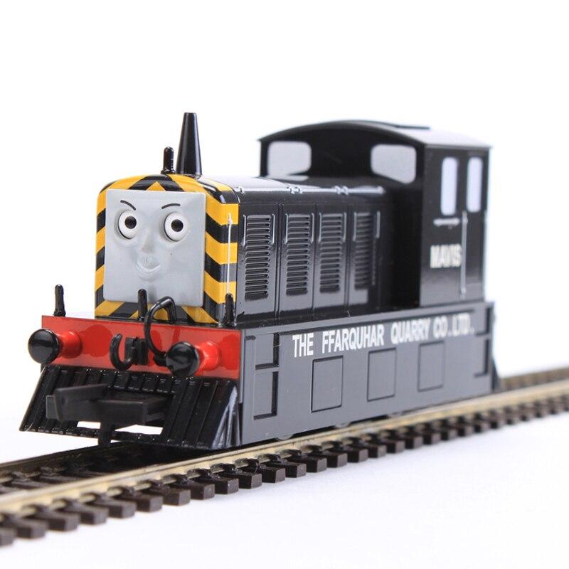 Movie Version Thomas Mews Train Head Simulation Electric Control Train Head Metal Wheel