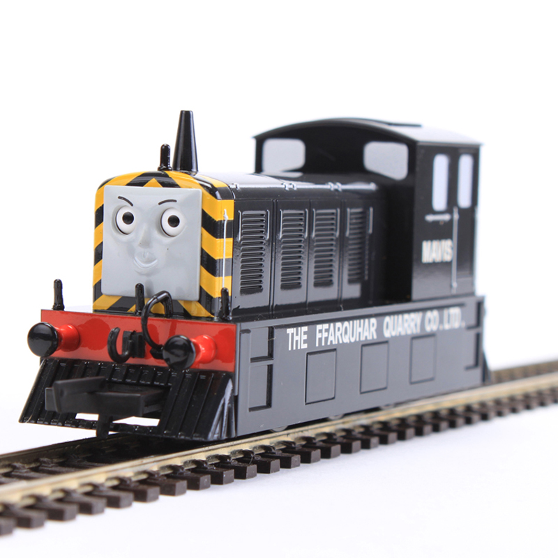 Movie Version Thomas & Mews Train Head Simulation Electric Control  Train Head Metal Wheel-in Model Building Kits from Toys & Hobbies    1
