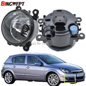 Image 1 - 2 قطعة مصابيح إضاءة السيارة مصابيح ضباب الهالوجين تصفيف السيارة أضواء الضباب 1 مجموعة لأوبل أسترا G H 1998 2010