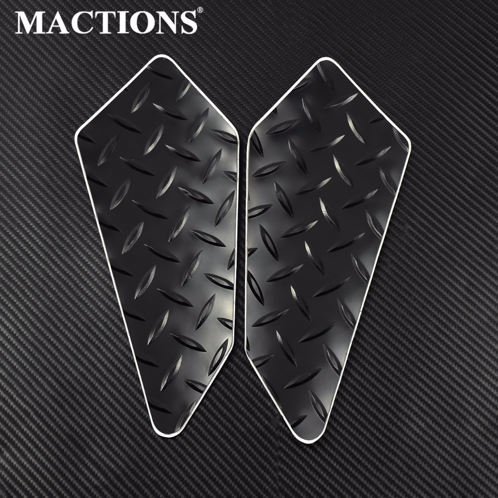 Gas <font><b>Tank</b></font> <font><b>Pad</b></font> Traction Side Fuel Grip Decal Protector 2pcs Motorcycle For <font><b>Honda</b></font> CBR650 F <font><b>CBR</b></font> <font><b>650F</b></font> 2014-2017 2018 image