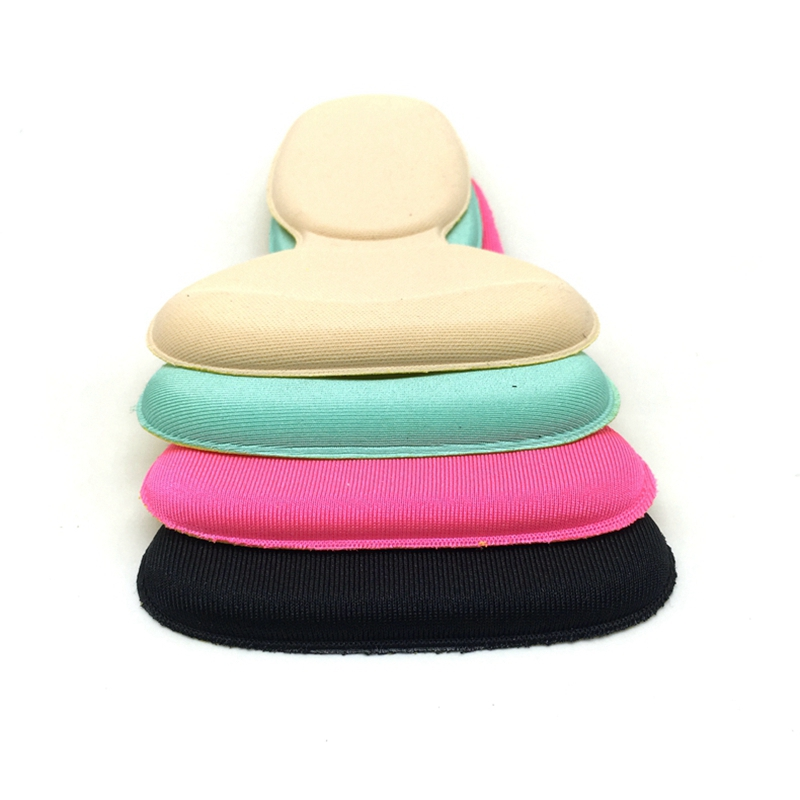 1 Pair Soft T-Shape High Heel Anti Slip Cushion Shoe Insert Insole Thickening Foot Protection Guard Pad HT-1
