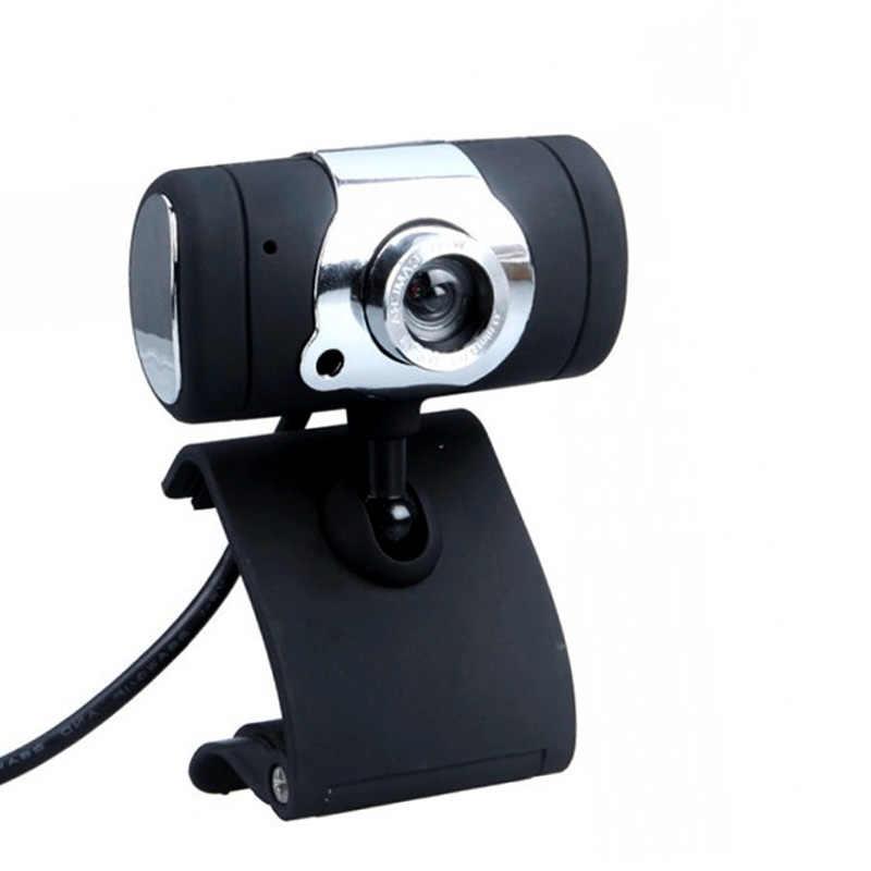Модная HD веб-камера USB2.0 компьютерная веб-камера A847 Встроенный микрофон для ПК ноутбука видеокамеры UY8