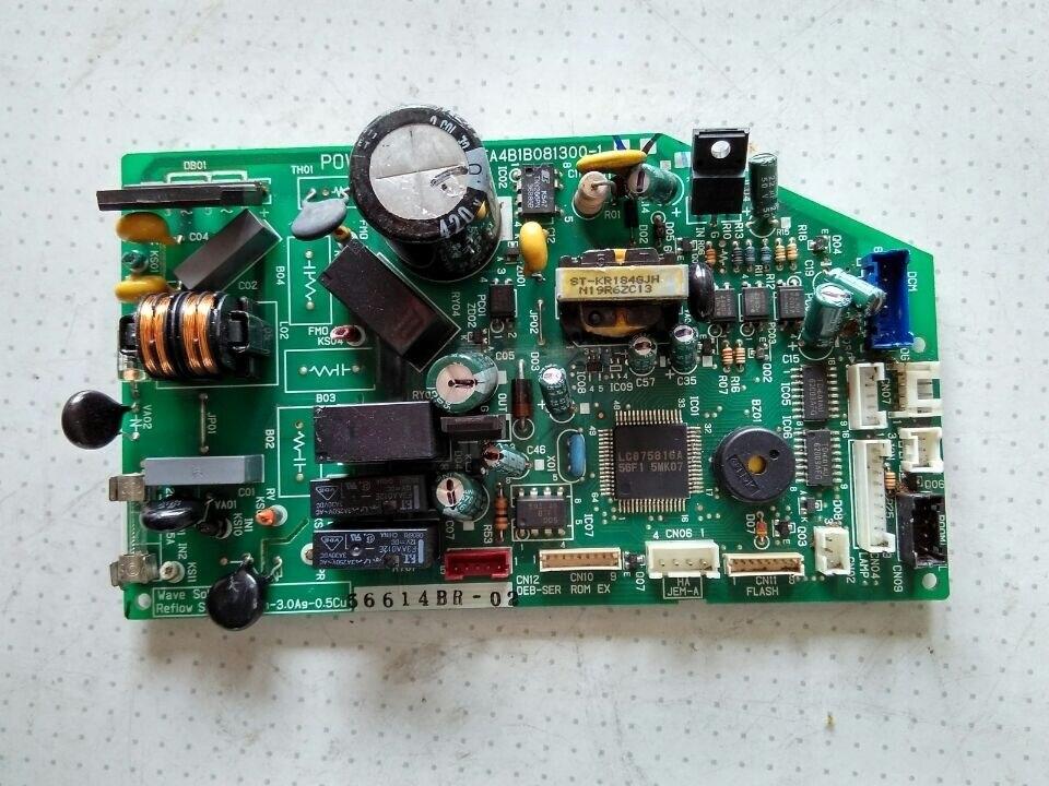 POW-KR184GJH 1FA4B1B081300-1 Good Working Tested