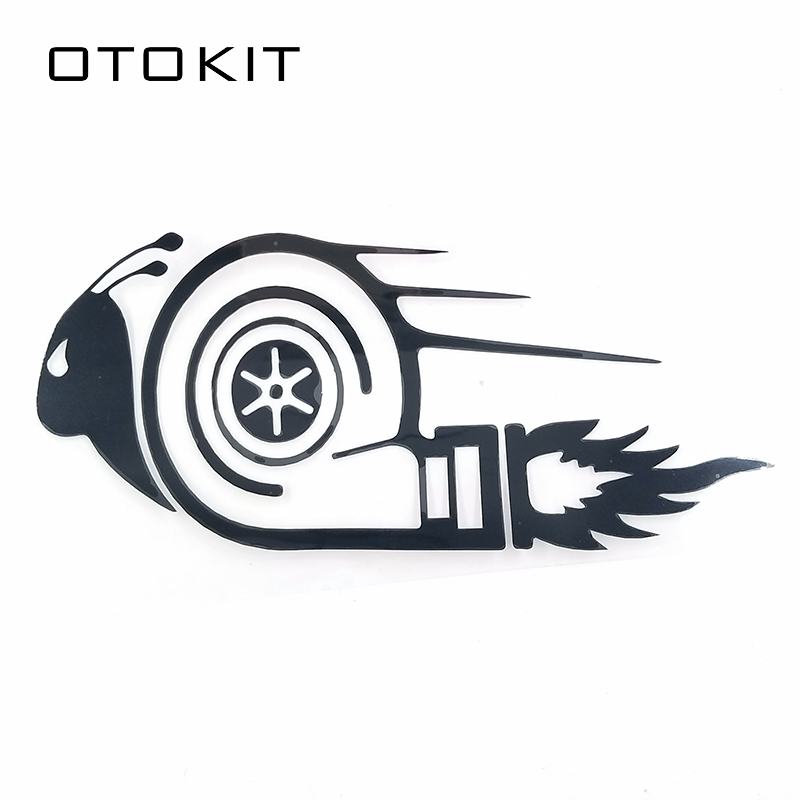 Car Styling Stylish Car Stickers DUB Drift Race Turbo Snail Funny Stickers And Decals Vinyl Sticker For Window Door Rear Truck