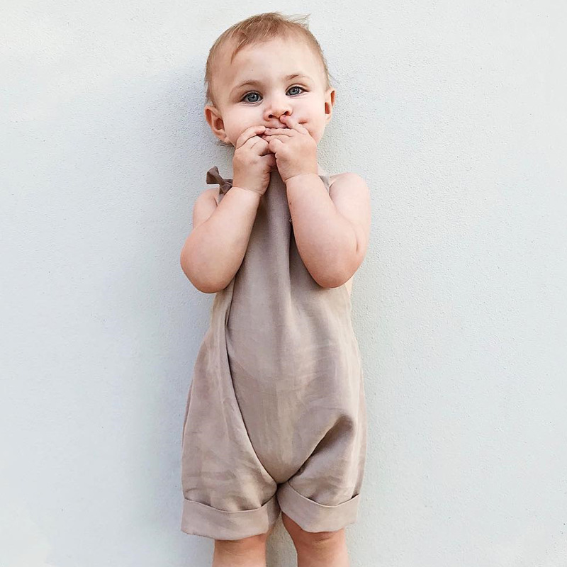 c2b29e97c61c 2018 Summer Girs Rompers Overall Kids Children Boys Jumpsuits Girl Romper  Costume Overalls Shorts Baby Girls Fashion Clothes-in Overalls from Mother    Kids ...
