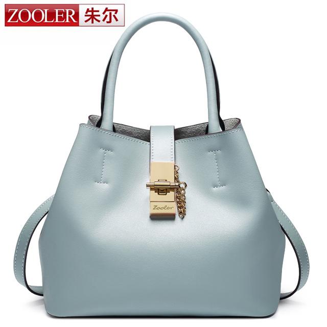 Limitado! zooler sacos de moda saco de couro genuíno elegante elegante corpo cruz saco do mensageiro do ombro 2016 verão nova cotada #1323
