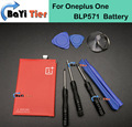 100% Oneplus One Battery High Quality 3100mAh Li-ion BLP571 Battery Replacement for Oneplus One Smartphone +TrackNumber