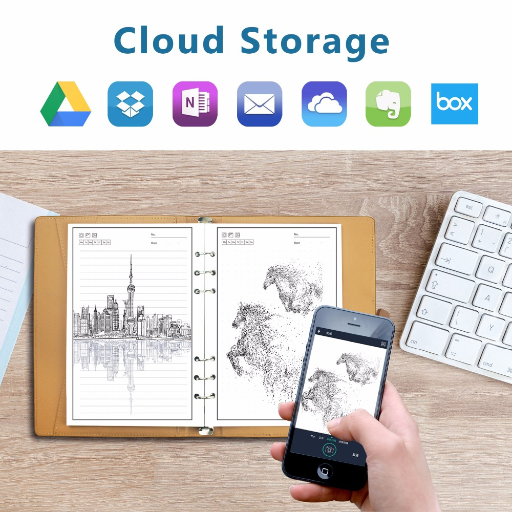 Smart Notebook Microwave Erasable Cloud Erase Notepad Lined Smartboard Wiring Diagram Storage Flash App Reusable With Pen In Digital Tablets From Computer
