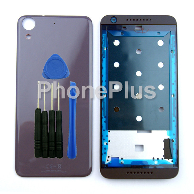 Front Housing+Battery Cover Frame Bezel Door Full Housing +Tools Repair Part For HTC Desire 626 626N 626G 626S