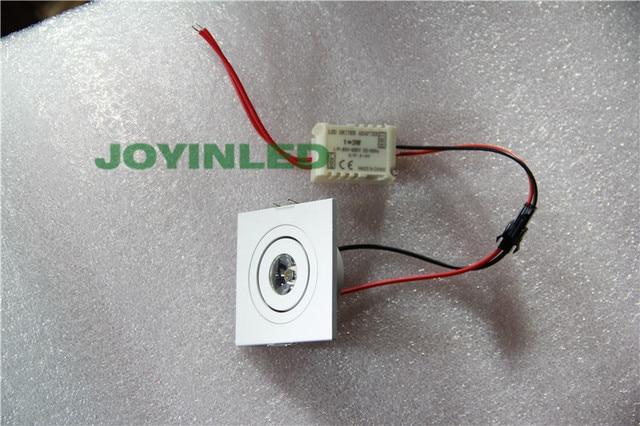aliexpress koop 1 w 3 w high power led spotlight woonkamer