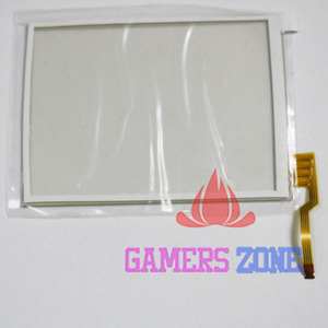 Image 3 - 2pcs Touch Screen Glass Digitizer Lens Replacement for Nintendo 2DS  W Adhesive Screwdriver