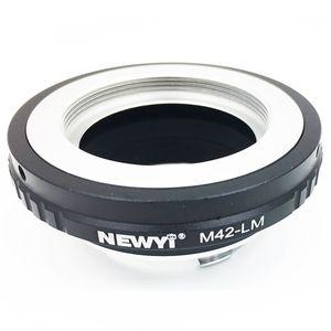 Image 1 - NEWYI adaptateur M42 LM pour objectif M42 vers Le ica M LM caméra M9 avec LM EA7 TECHART, convertisseur dobjectif M42 vers Le ica M caméra M24