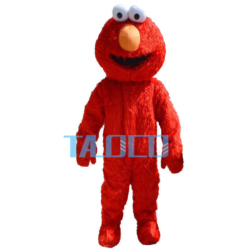 83d7dd25403d0 Aliexpress.com   Buy Sesame Street Red Elmo Monster   Cookie Mascot costume  Cosplay Party Dress from Reliable mascot costume suppliers on Twenty one  mascot ...