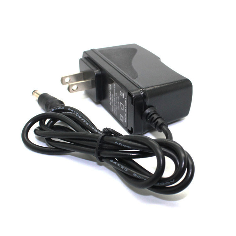 ac dc adapter Power Supply For LED Strips EU Plug Converter Adapter AC 100 240V To