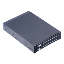 Uneatop ST2524 2.5in hard disk SATA hot swap 6Gbps hdd case 2.5 ssd mobile rack hdd enclosure