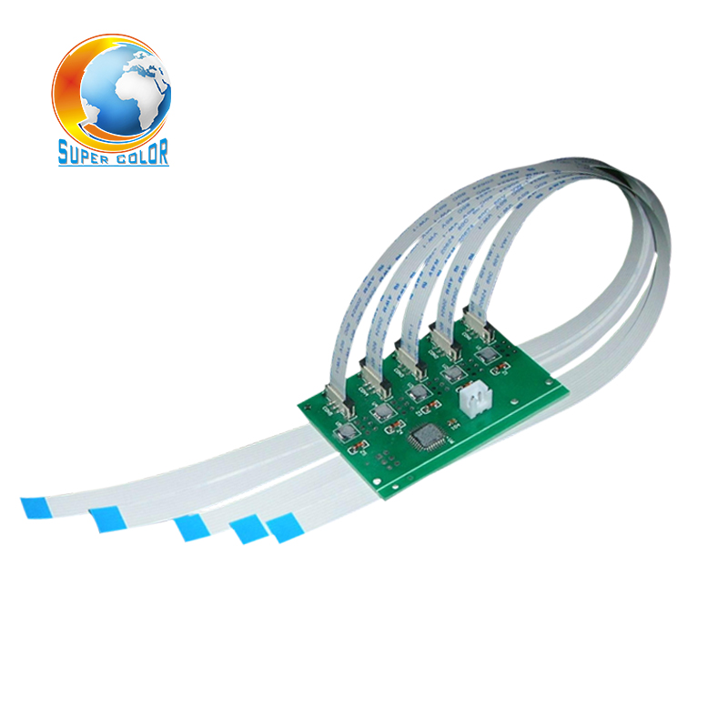 Fast Free Shipping Supercolor Electronic decryption card For EPSON Pro 4400 Chip Decoder недорого
