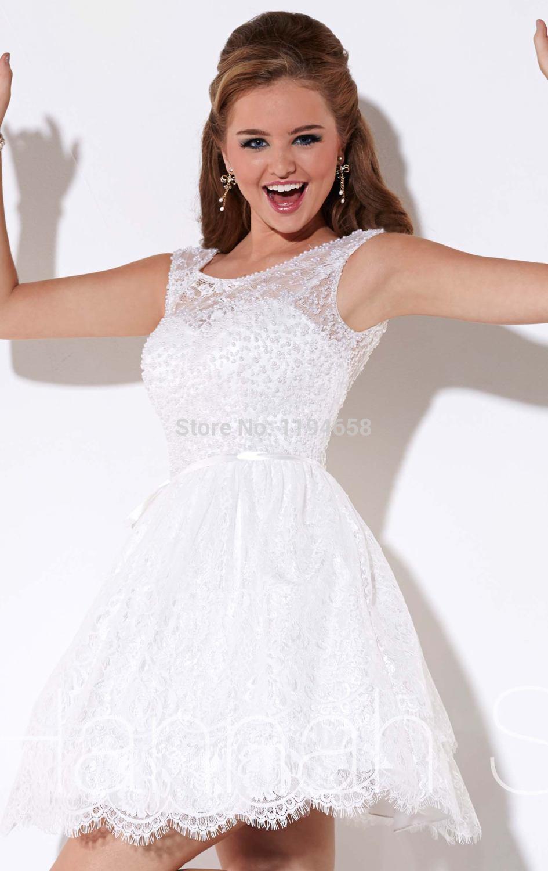 0280e1a606 vestidos de fiesta 2014 de blanco