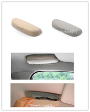 For Audi A8 D3 2002-2009 Front Sunglasses Case Box Interior Rear view Mirror Box Car Styling!! Accessiores