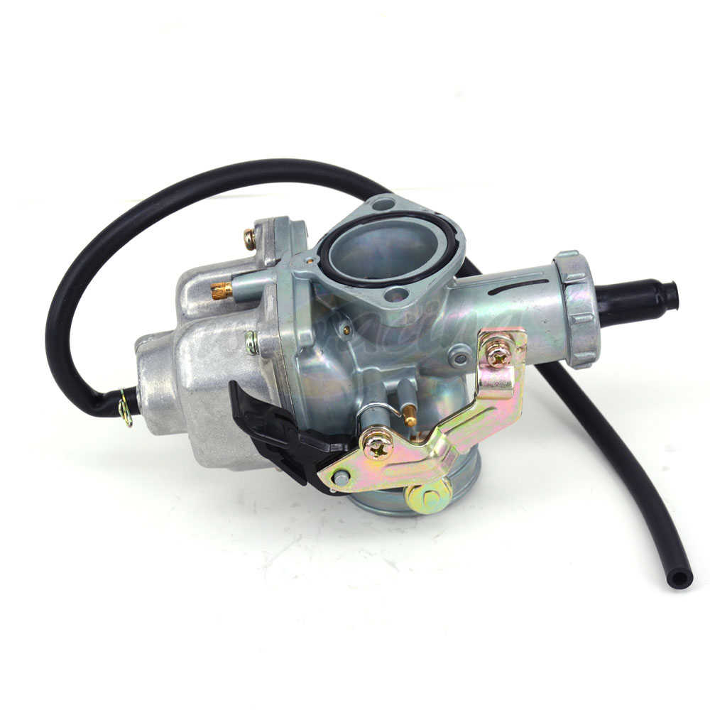 Motorcycle Cable Choke PZ30 30mm Carb Carburetor For 200cc