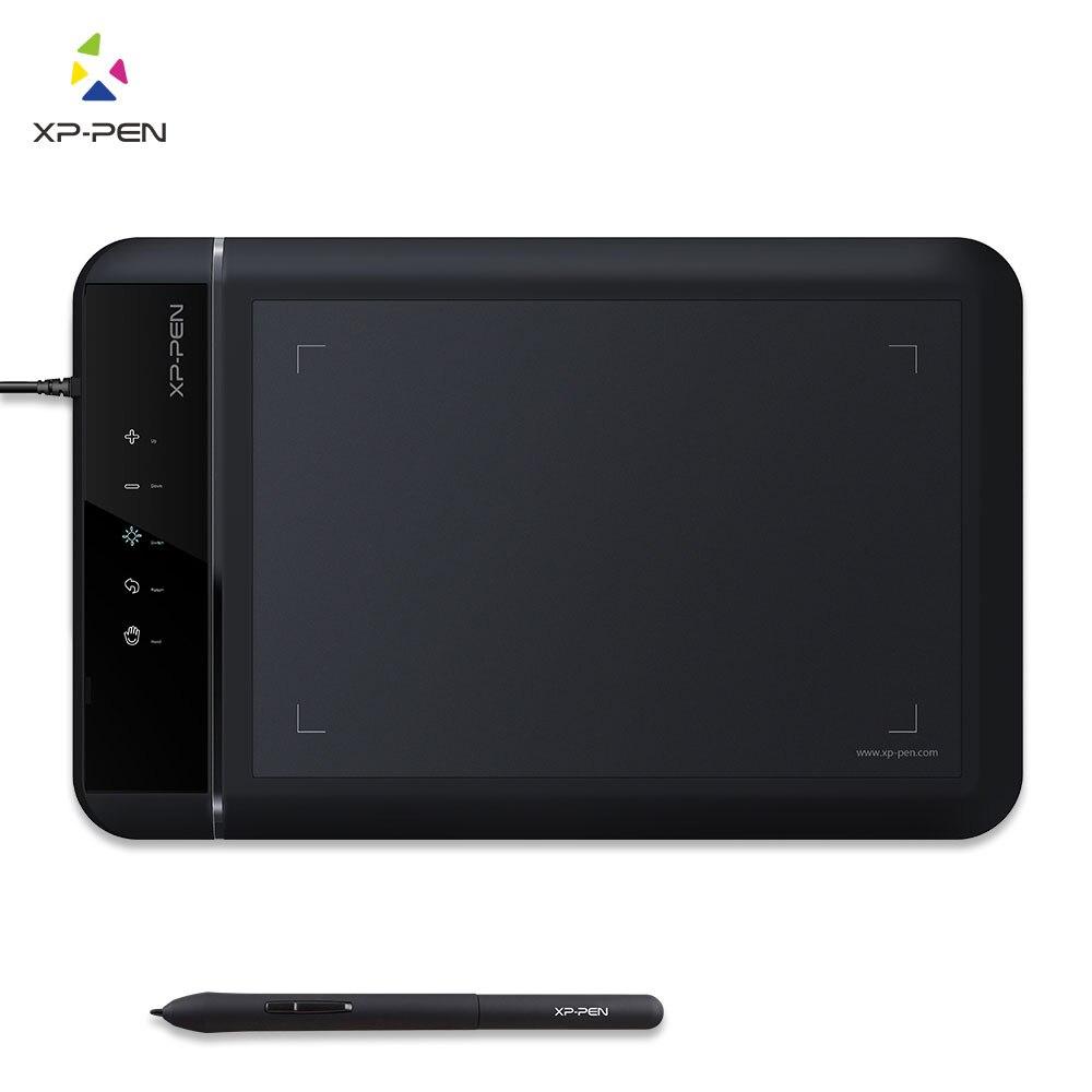 XP-stylo Star02 graphique dessin stylo tablette dessin tablette sans batterie stylet passif stylo Signature peinture tableau d'écriture