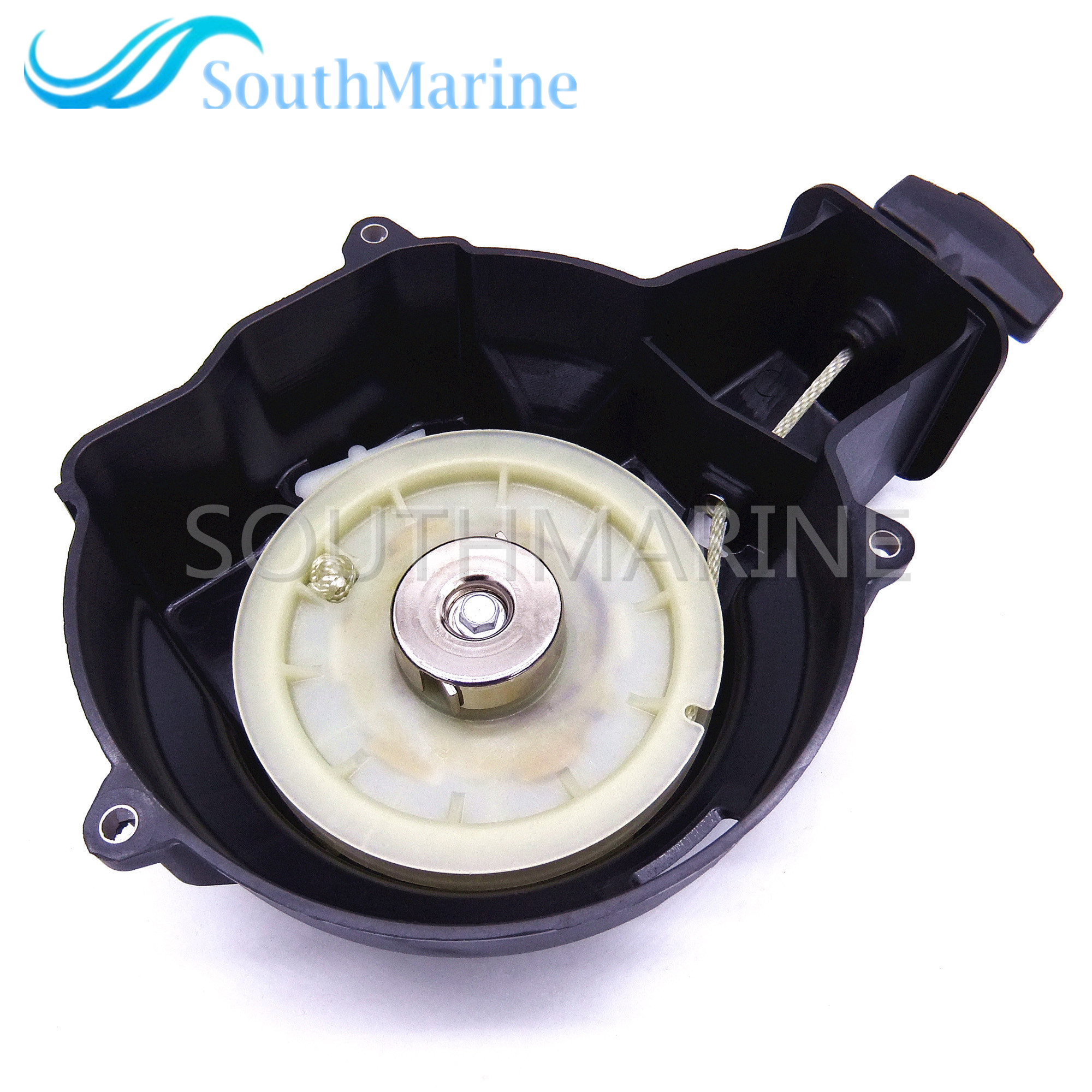 Outboard Motors Starter Assy T8-05050000 T6-05050000 for Parsun HDX T9.8 T8 T6 BM 2-stroke ,Free Shipping