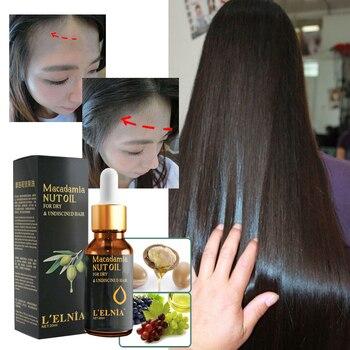 Argan Oil Hair Care Treatment Essence Fast Powerful Hair Growth Liquid Hair Loss Products Serum Repair Hair Keratine Herbal 20ml