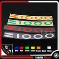 For KAWASAKI Z1000 Z 1000 Motorcycycle Accessories Front & Rear CUSTOM INNER RIM DECALS WHEEL Reflective STICKERS STRIPES