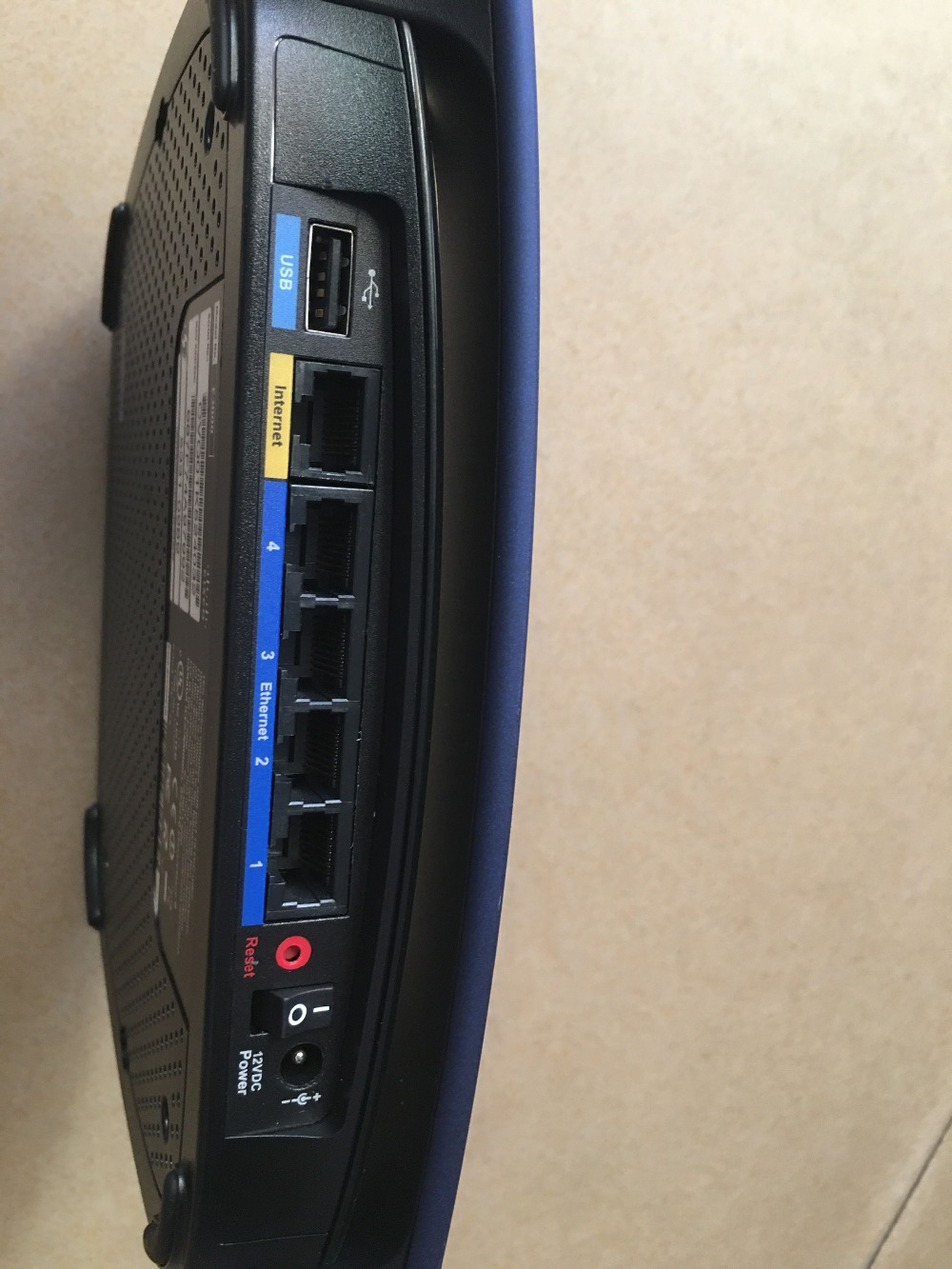 Detail Feedback Questions about USED for Cisco Linksys E3000