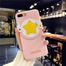 Cardcaptor Sakura Cover For iPhone