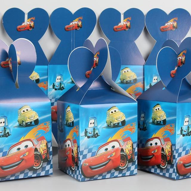 Aliexpresscom Buy Disney Car Mcqueen Theme Candy Box Kids Boys