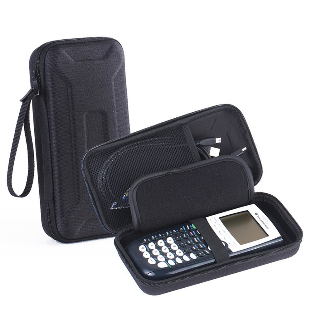 US $8 99 49% OFF Protective Cover Case For Graphing Calculator Texas  Instruments TI 84 / Plus 89/83 CE  + More Hard Carrying Travel Storage  Case-in