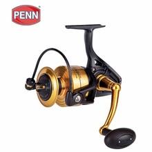 PENN SSV spinfisher v all metail 3500/4500/5500/6500 fishing reel Seawater spinning wheel Max 13kg 6.2:1/5.6:1 Sea Spinning Reel