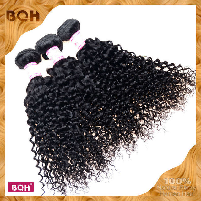 On Sale 5a Humano Curl Hair High Quality Shiny Hair Extensions