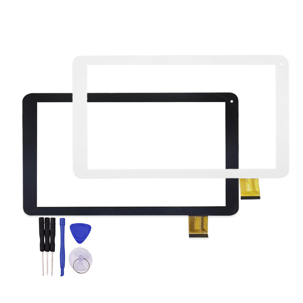 New 10.1 Inch for  101E Neon Tablet Touch Screen Panel Digitizer Glass Sensor replacement Free Shipping new touch screen digitizer for 8 inch qumo vega 8008w keyboard tablet glass touch panel sensor replacement free shipping