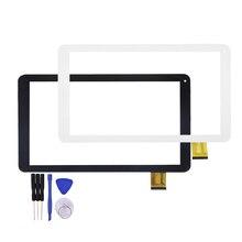 Nueva 10.1 Pulgadas para 101E Neón Tablet Panel de Pantalla Táctil Digitalizador Del Sensor de Cristal de reemplazo Envío Gratis