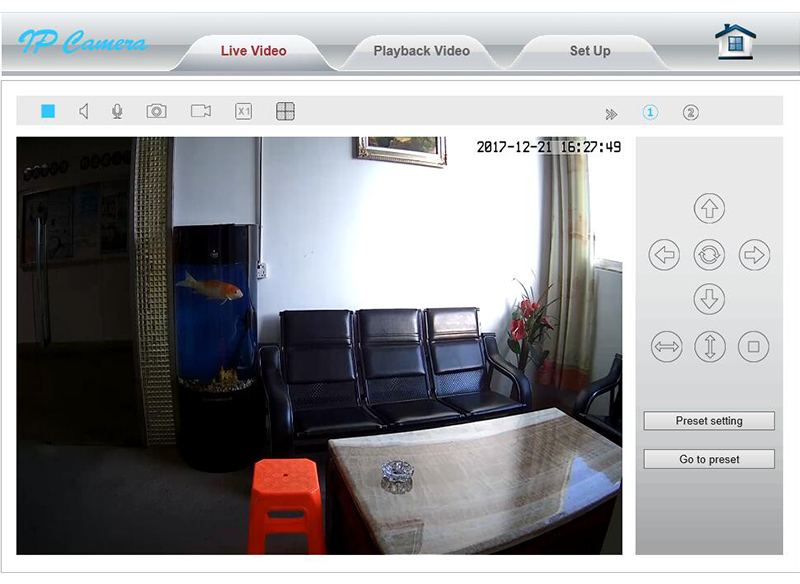 WIFI Wireless Security Camera 06