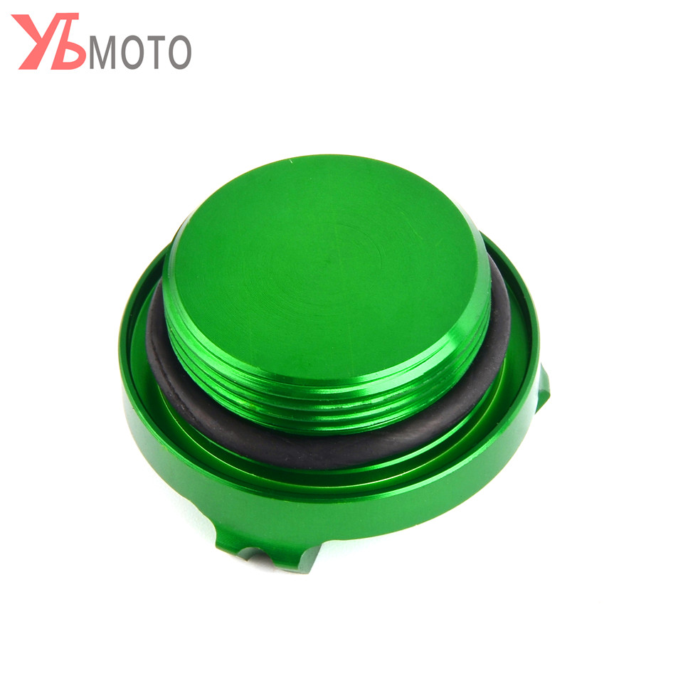 Image 5 - Flash Deals FOR KAWASAKI Z750/S 2004 2005 2006 2007 2008 2009 2010 Accessories Motorcycle CNC Oil Filler Cap Plug With Logo-in Covers & Ornamental Mouldings from Automobiles & Motorcycles