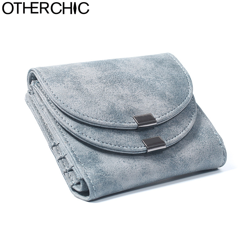 OTHERCHIC Women Short Wallets Fashion Simple Elegant Wallet Woman Card Holders Female Roomy Wallet Purses Coin Pocket 7N02-56 otherchic women short wallets small simple wallet zipper coin pocket purse woman female roomy wallet purses money bag 7n01 14