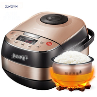 F 40FY803 Smart Electric Rice Cooker 4L Alloy Cast Iron Heating Pressure Cooker Appliances For Kitchen