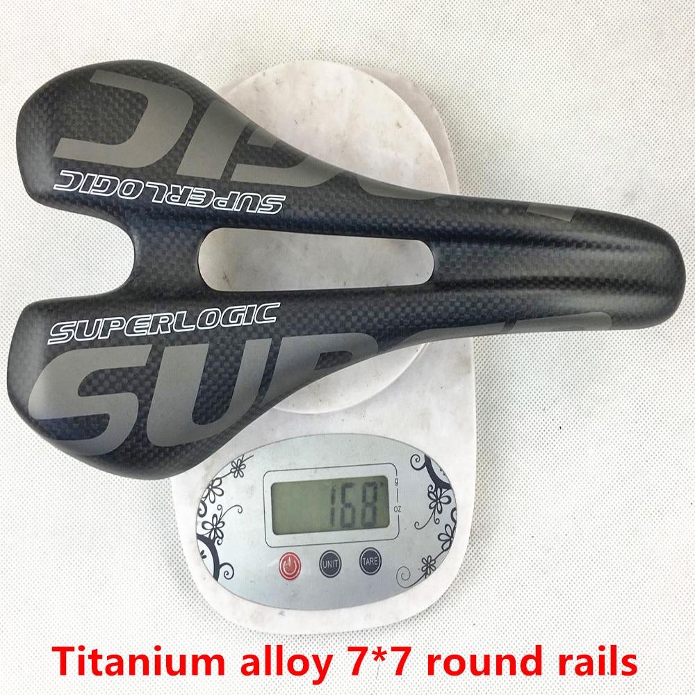 Superlogic mountainbike vollcarbon sattel Titan 7*7mm rennrad sattel MTB sella sillin sitz 3 karat matte-in Fahrradsattel aus Sport und Unterhaltung bei AliExpress - 11.11_Doppel-11Tag der Singles 1