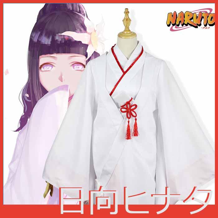 New Japanese Anime Naruto The last-Hinata Hyuga Ninja Cosplay Costume Full Suit